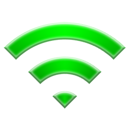 Android, Fi, Wi Icon