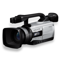 Camcorder, Hot Icon
