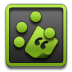 Green, Tapatalk Icon