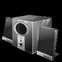 Speaker, System Icon