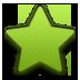 Favoritesalt, Green Icon