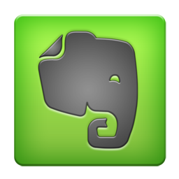 Android, Evernote Icon