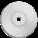Cd, Dvd, White Icon
