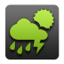 Green, Wheather Icon