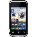 Backflip, Motorola Icon