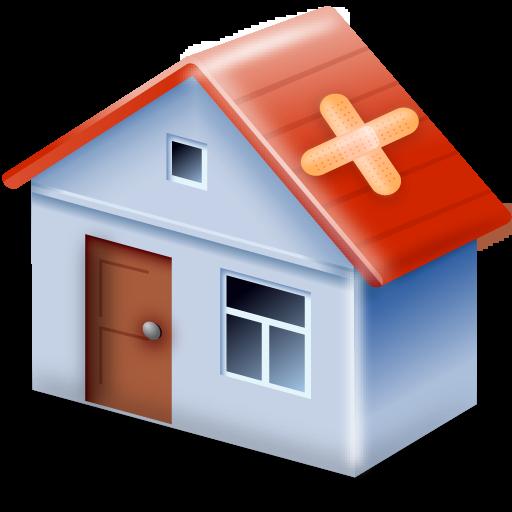 Help, House Icon