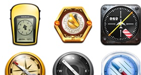 The Safari Icons