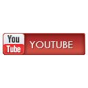 Bar, Social, Youtube Icon