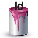 Bucket, Id, Paint Icon