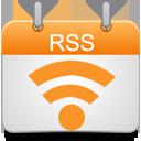 Calendar, Rss Icon