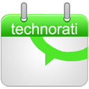 Calendar, Technorati Icon