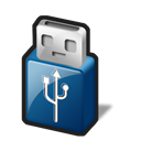 Mini, Usb Icon