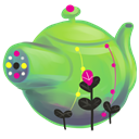 Gaia, Kettle Icon
