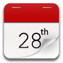 Android, Calender Icon