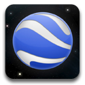 Android, Earth, Google Icon