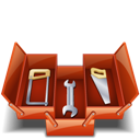 Open, Toolbox Icon