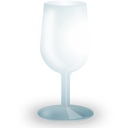 Drinking, Glass Icon