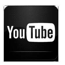 And, Black, White, Youtube Icon