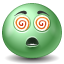 Emoticon, Hypnotized Icon
