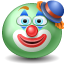 Clown, Emoticon Icon