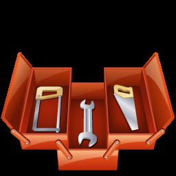 Open, Toolbox Icon