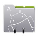 Android, Contacts, r Icon