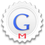 Gmail, Round Icon