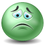 Emoticon, Sad Icon