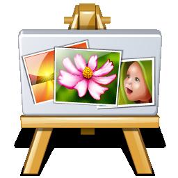 Gallery, Photo Icon