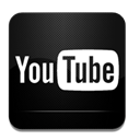 And, Black, White, Youtube Icon