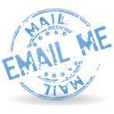 Email, Me, Stamp Icon