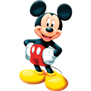 Mickey, Mouse Icon