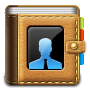 Book, Contacts Icon