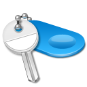 Key, Register Icon