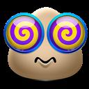 Dizzy, Emoticon Icon