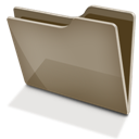 Brown, Tfolder Icon