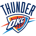 City, Oklahoma, Thunder Icon