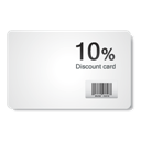 Card, Discount Icon