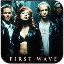 First, Wave Icon