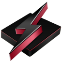 Red, Winamp Icon