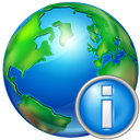 Info, World Icon