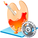Config, Paint Icon