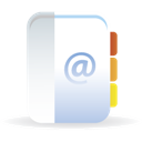 Contacts, Mail Icon