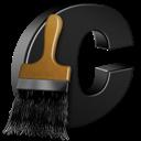 Black, Ccleaner Icon