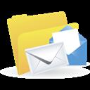 Emails, Folder Icon