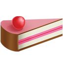 Cake, Slice Icon