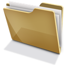 Full, Tfolder, Yellow Icon