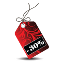 Discount, Label Icon