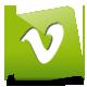 Green, Vimeo Icon