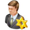 Administrator, Star Icon